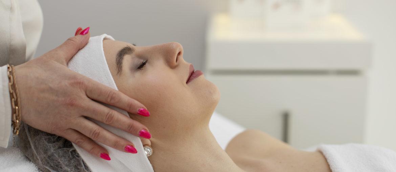 cosmetic home Kosmetikbehandlung