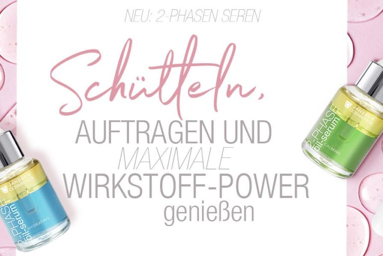 Wirkstoff-Booster als Zwei Phasen Oil bei cosmetic home in Osnabrück