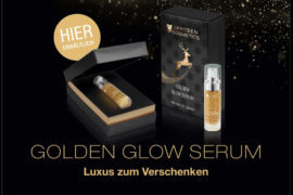 Golden glow treatment bei cosmetic home