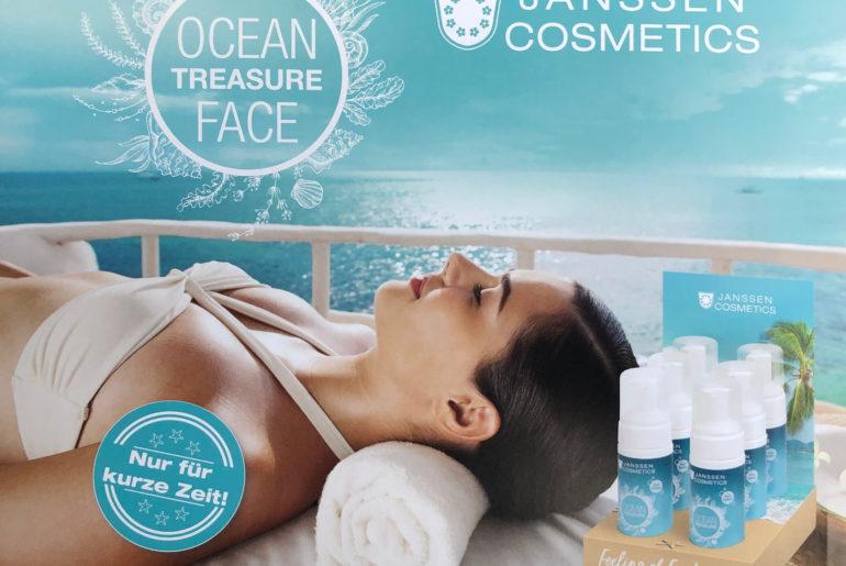Aufpolsternde Sommerbehandlung bei cosmetic home Kosmetik und Nagelstudio in Osnabrück